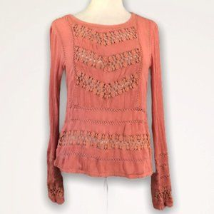 PATRONS OF PEACE Terra Cotta Top Size S